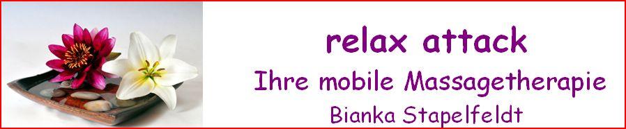 Bianka Stapefeldt Relax Attack